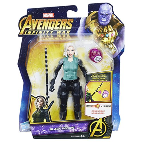 Marvel Avengers Infinity Wars - Black Widow - 6 Inches