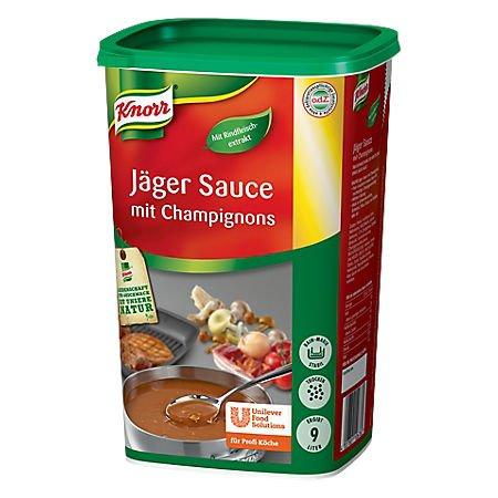 Knorr Jägersauce mit Champignons 6x 1 kg