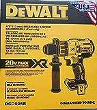 De-Walt DCD996B 20V 20 Volt Max XR Li-Ion 1/2' Hammer Drill/Drill Driver