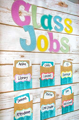 Teacher Created Resources Shabby Chic Nametags/Labels (77195), 2.88 x 3.5 Inches Photo #5