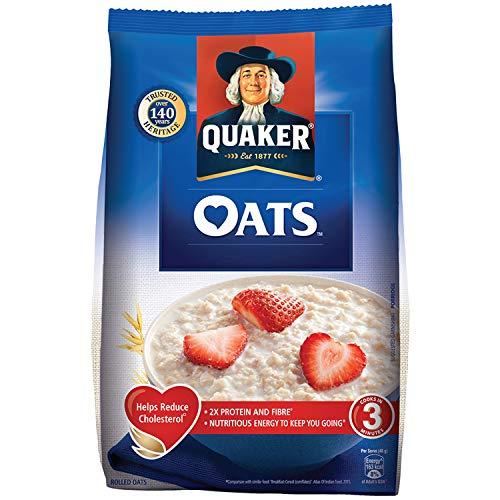Quaker Oats Pouch, 1000 g