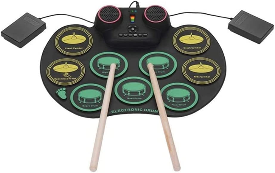 Ranking TOP12 TIWA Bluetooth Complete Free Shipping Hand-Rolled Drum Portable Percuss Children's Set