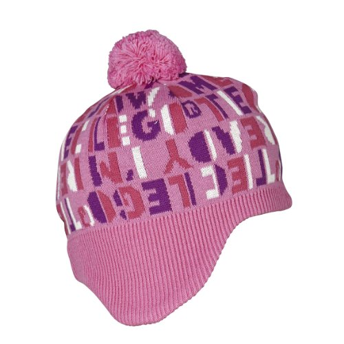 LEGO Wear Chapeau Mixte bb - Rose - Rosa (462 PINK) - FR : 1 mois (Taille fabricant : 52)