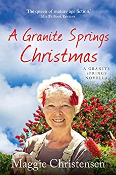 A Granite Springs Christmas by [Maggie Christensen]