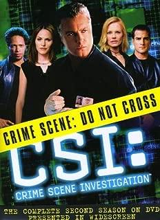 CSI: Crime Scene Investigation: Season 2