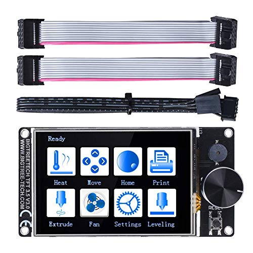 Graphic Smart Display Controller Board 3D Printer Touch Screen Display Bigtreetech Tft35 E3 V3.0 Smart Controller Panel with SKR Mini