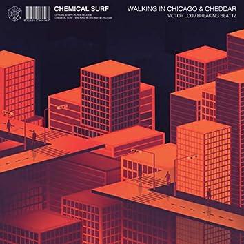 Walking In Chicago & Cheddar