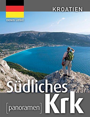 Südliches Krk: foto-panoramen (German Edition)