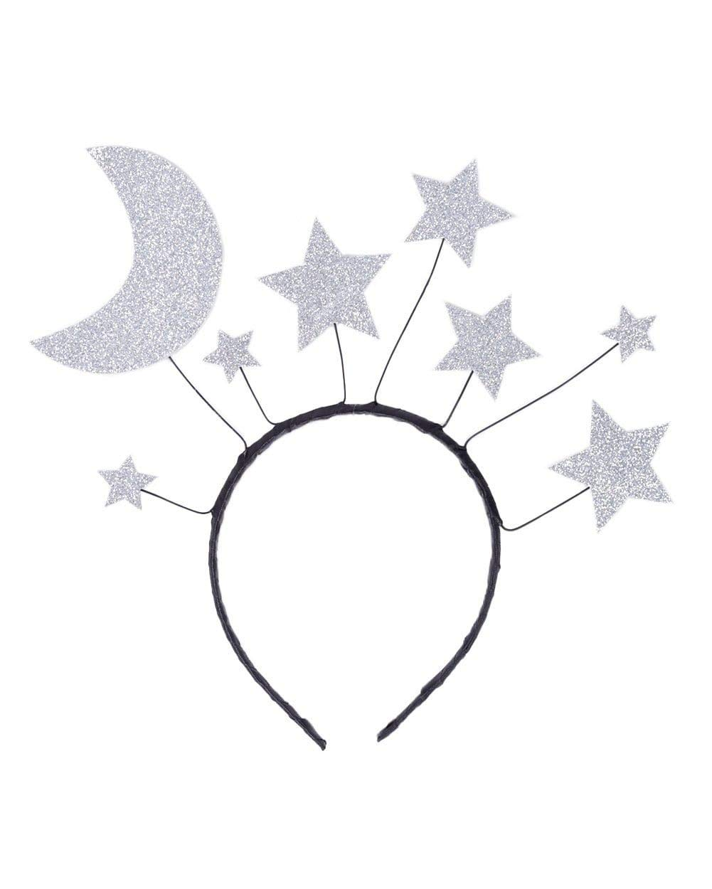 iHeartRaves Star Spirit Headband (Silver)