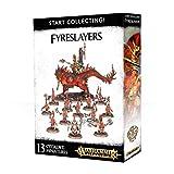 Games Workshop Warhammer Age of Sigmar Start Collecting Fyreslayers