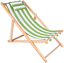 High-quality recliner Zero Gravity Chair Outdoor Beach Recliner Chair, with Pillow Folding Sun Lounger Balcony Siesta Chaise Longue Collapsible Sun Lounger (Color : E)