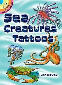 Sea Creatures Tattoos  Dover Tattoos