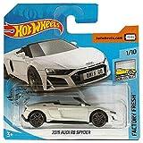 Mattel Cars 2020 Nuevo Coche Juguete 2019 R8 Spyder Factory Fresh 1/10