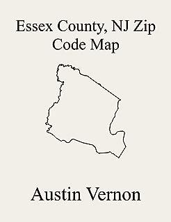 Essex County, New Jersey Zip Code Map: Includes Belleville, Bloomfield, Caldwell, Cedar Grove, Fairfield, Livingston, Newark, West Orange, City of Orange, ... Orange, Essex Fells, Glen Ridge, Irvingt