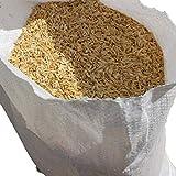 Rice Hulls - Organic Use - 5lb - House Plants – Gardening - Chicken Bedding Nesting