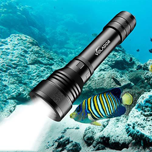 best underwater flashlight 2019