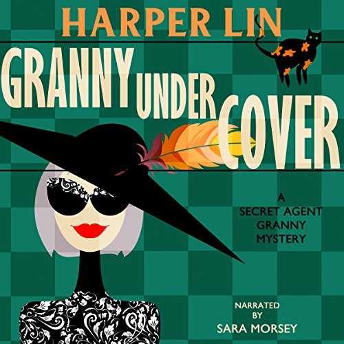 Granny Undercover Audiobook By Harper Lin cover art
