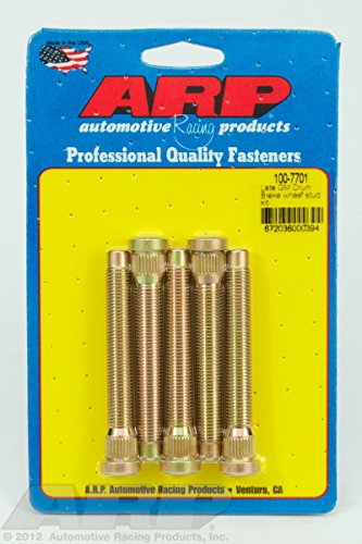 ARP Wheel Studs Late GM drum brake, 7/16-20 with a .486 seat
