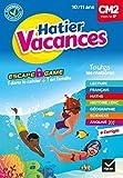 Cahier de vacances 2021 du CM2 vers la 6e 10/ 11 ans