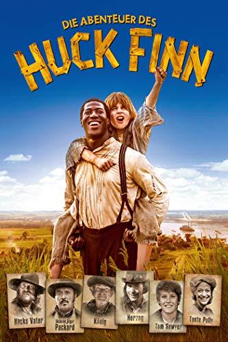 Die Abenteuer des Huck Finn cover