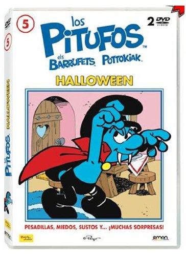 Los Pitufos: Halloween [DVD]