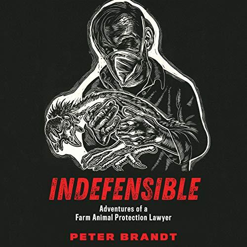 Indefensible Audiobook By Peter Brandt cover art
