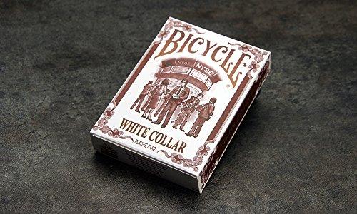 Bicycle White Collar Playing Cards …