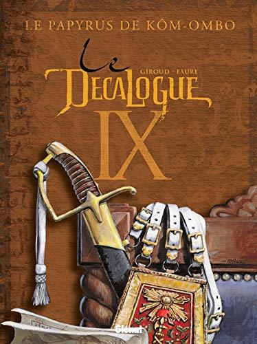 Le Décalogue - Tome 09 : Le Papyrus de Kôm-Ombo (French Edition)