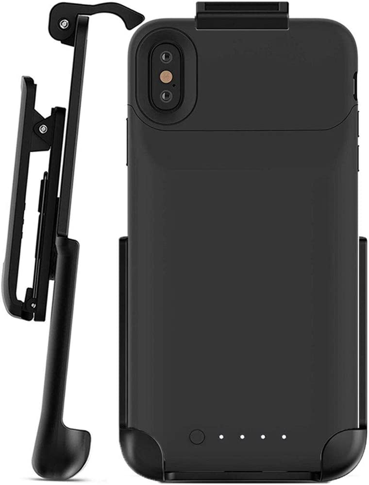 Encased Belt Clip for Mophie Juice Pack Access ONLY- Apple iPhone Xs Max (Holster only, Case is not Included)