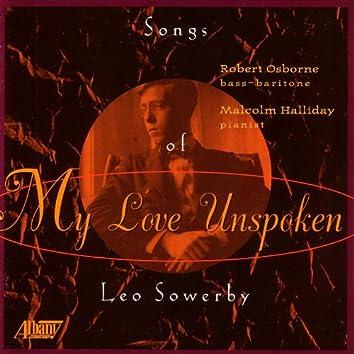 My Love Unspoken