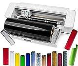 Silhouette Cameo 4 Plus - plóter de corte (15 láminas mixtas y 100 diseños)