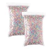 Amosfun 2 paquetes de bolas de espuma de poliestireno, minibolas de espuma, para manualidades, cajas...