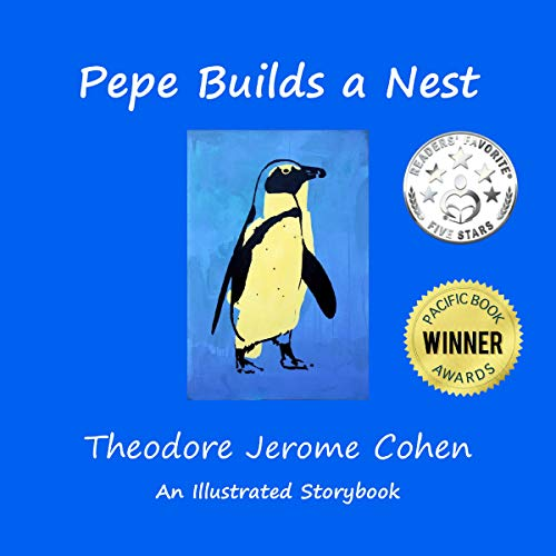 Pepe Builds a Nest cover art