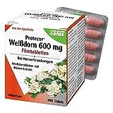 PROTECOR Weißdorn 600 mg Filmtabletten 100 St -