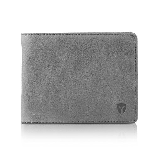 2 ID Window RFID Wallet for Men, Bifold...