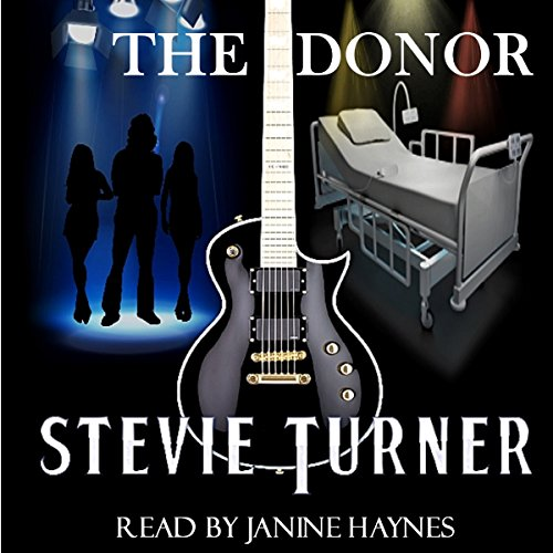 The Donor                   By:                                                                                                                                 Stevie Turner                               Narrated by:                                                                                                                                 Janine Haynes                      Length: 5 hrs and 29 mins     Not rated yet     Overall 0.0