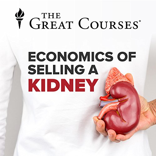 Selling a Kidney cover art