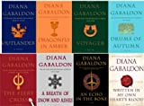 Complete Diana Gabaldon Outlander Series Eight Book Hardcover Set [Outlander, Voyager, Dragonfly in Amber, Drums of Autumn, Fiery Cross, A Breath of Snow and Ashes, An Echo in the Bone, Written in My Own Heart's Blood:Diana Gabaldon:OUTLANDER Series