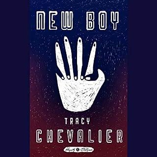 New Boy audiobook cover art