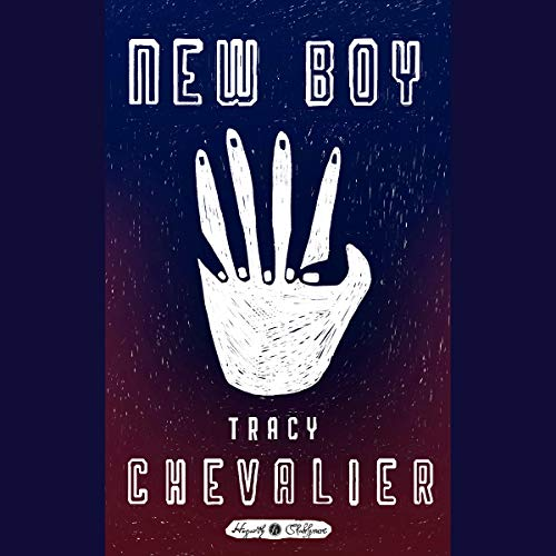 New Boy audiobook cover art