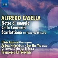 Notte Di Maggio for Voice & Orchestra/Cello Concer