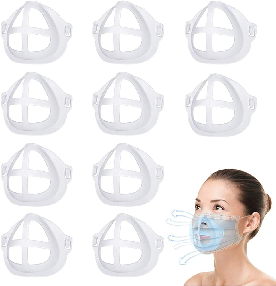 Cheap mail order shopping 2021 spring and summer new Cool Protection Stand - Lipstick 3D protection Mask Bracket