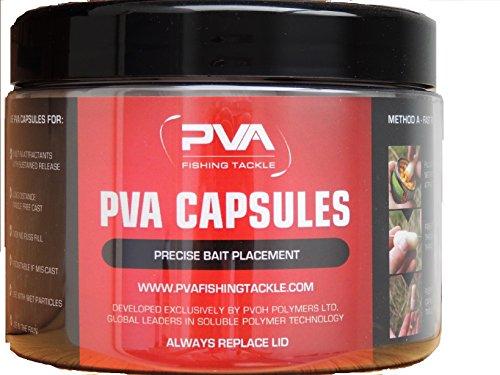 PVA Capsule Trial Pack (Natural Salty/Green)