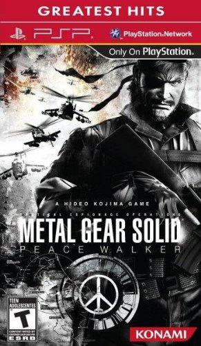 Metal Gear Solid: Peace Walker (PSP) [Importación Inglesa]