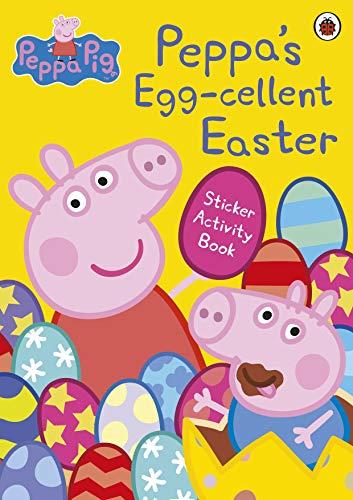 Peppa Pig: Peppa's Egg-cellent Easter Sticker Activity Book