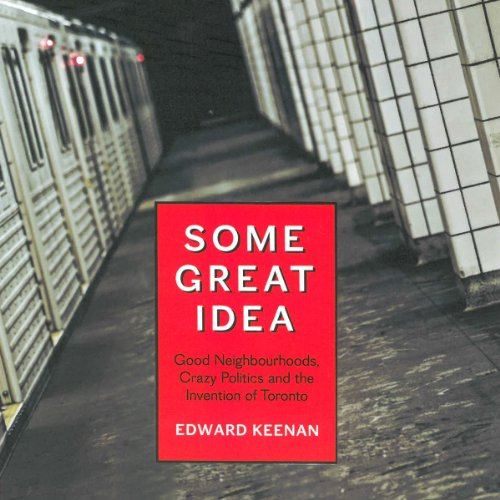 Some Great Idea audiobook cover art