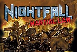 Alderac Entertainment Group Nightfall Martial Law