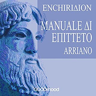Enchiridion - Manuale di Epitteto audiobook cover art