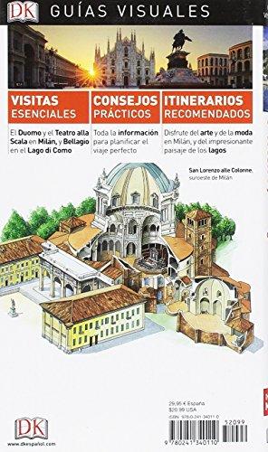 Guía Milán that is visual y lagos: Las guías que enseñan lo que otras solo... - 51hSTkvbEuL