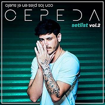 Con Los Pies En El Suelo: Setlist Vol. 2